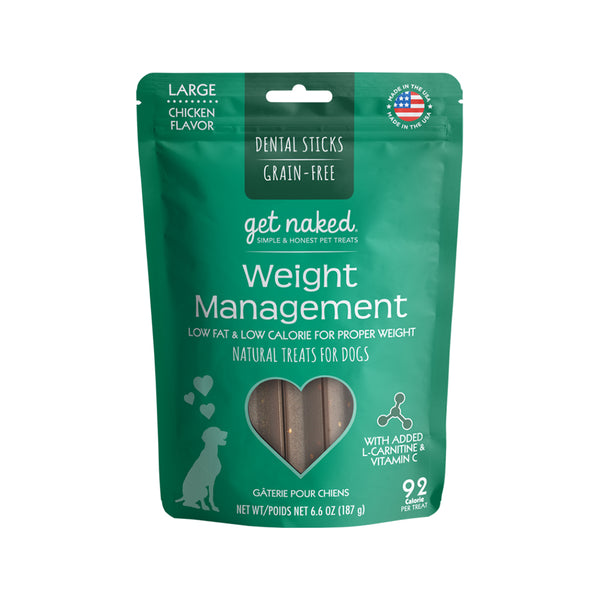 Get Naked - Low Calorie, Large, 6.6oz