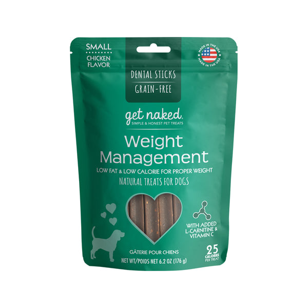 Get Naked - Low Calorie, Small, 6.2oz