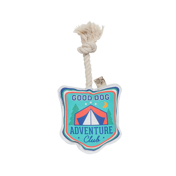 Good Dog Adventure Rope Toy