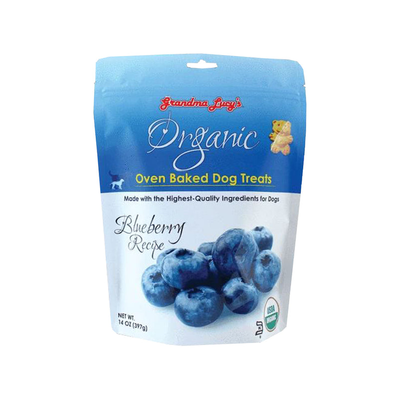 Organic Oven Baked Blueberry, 14oz