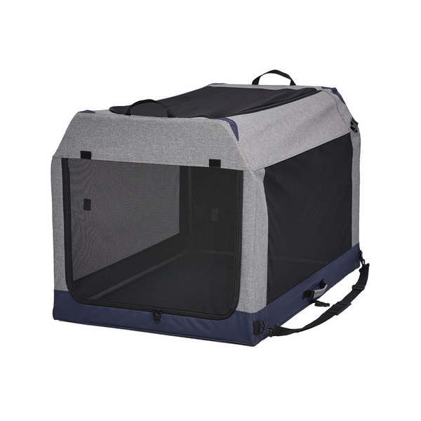 Crate Canine Camper Tent Gray 42""