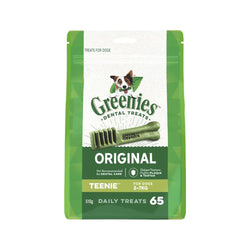 Dental Treats, Teenies, Count:  65, 18oz