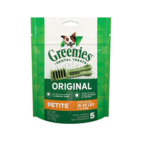 Grnies Dental Chew Petite, 3oz