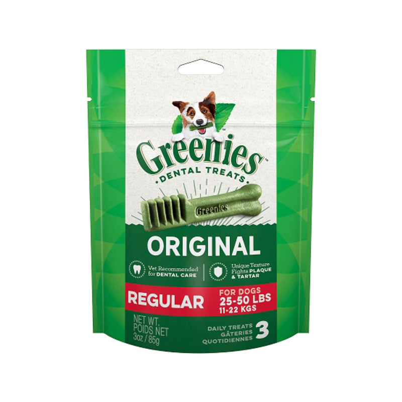Grnies Dental Chew Regular, 3oz