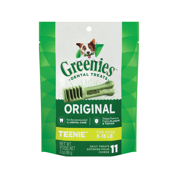 Grnies Dental Chew Teenie, 3oz