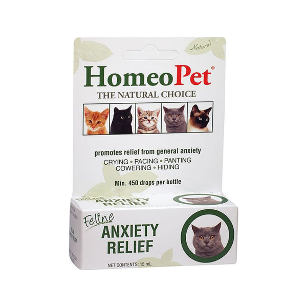 Feline Anxiety Relief, 15 ml