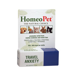 Travel Anxiety Relief for Dogs