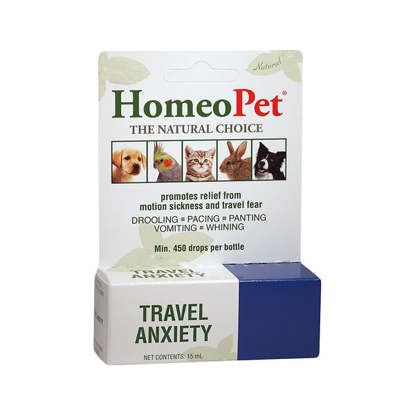 Travel Anxiety Relief for Dogs, 15ml
