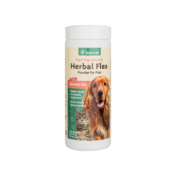 Herbal Flea Powder, 4oz