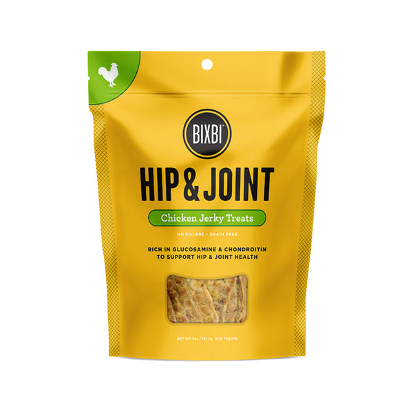 Hip & Joint - Chicken Breast Jerky Treats Weight : 5oz