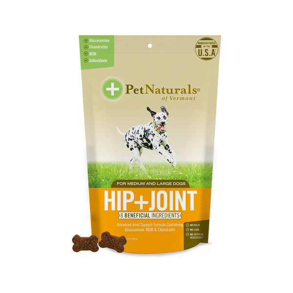Hip + Joint Support for Dogs Chews : 60 ct