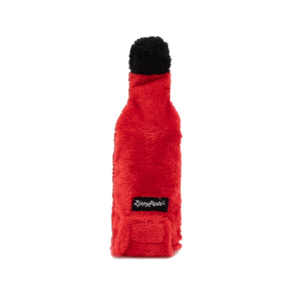 Holiday Happy Hour Crusherz - Santa's Schnapps Water Bottle Toy