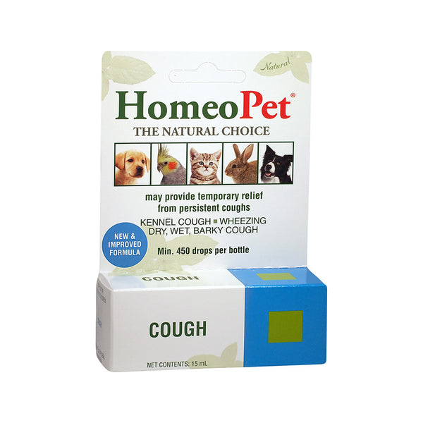 Cough Relief for Dogs