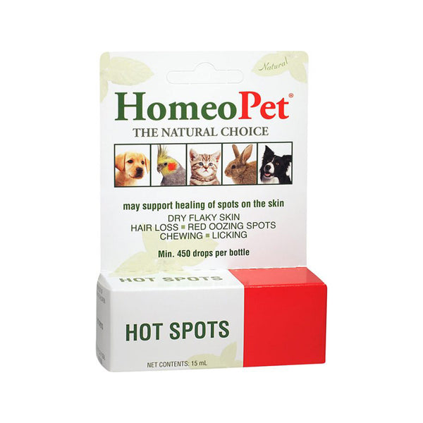 Hot Spot Remedy for Dogs, 15ml