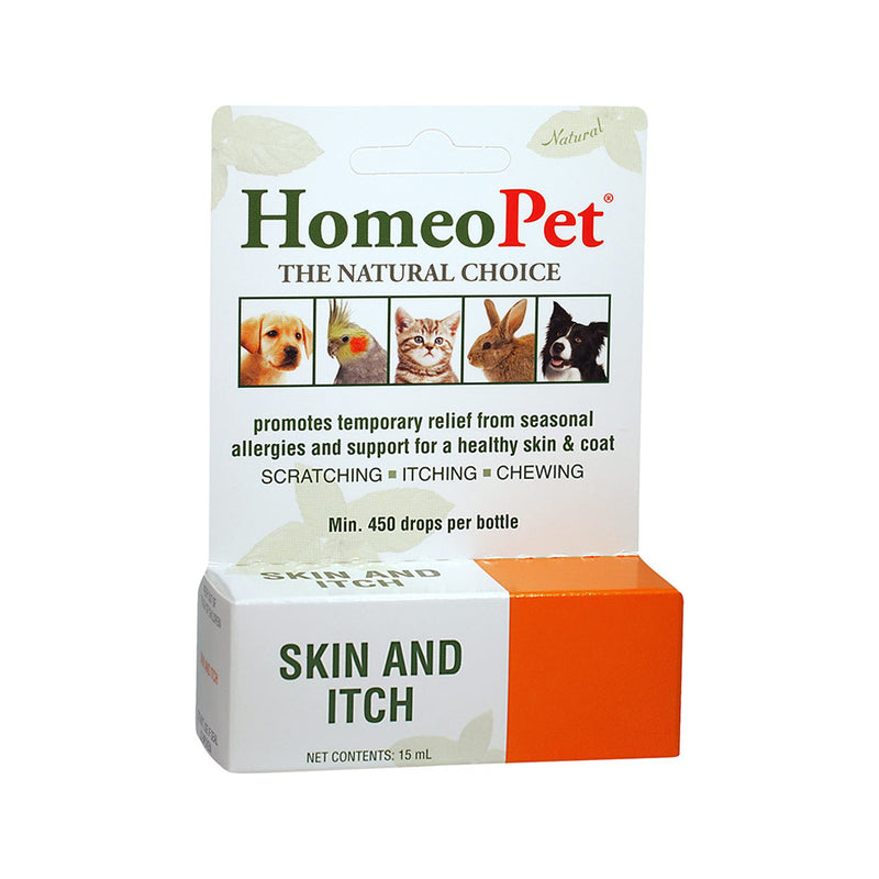 Skin & Itch Relief for Dogs, 15ml