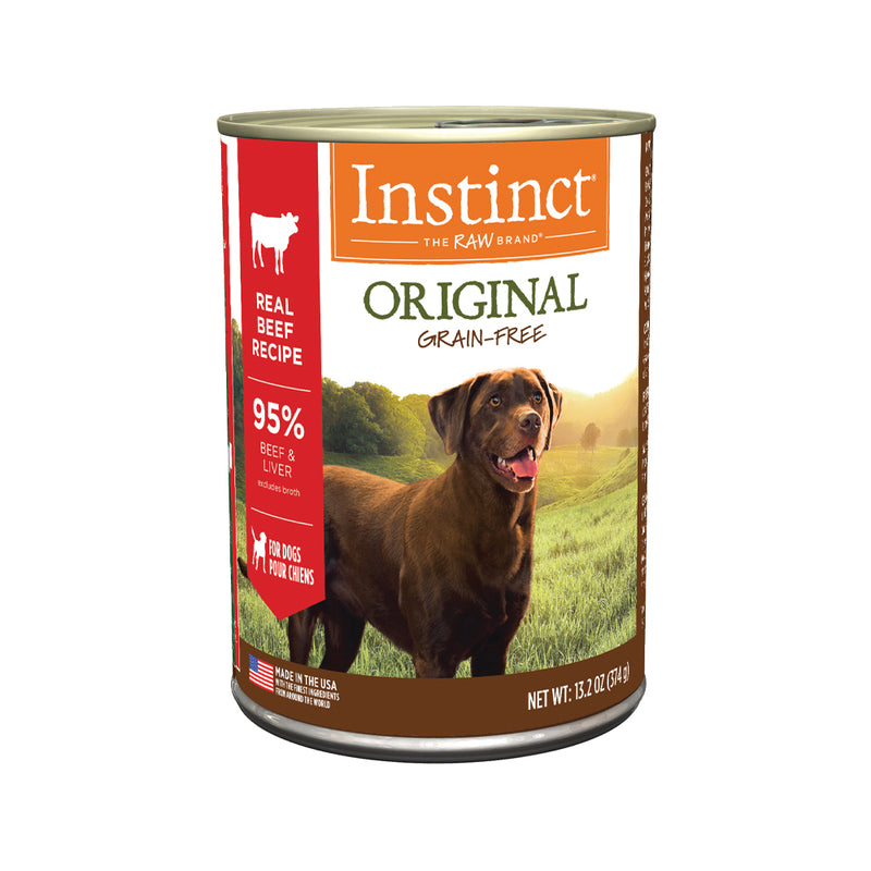 Original Grain Free Dog Canned - Beef, 13.2oz