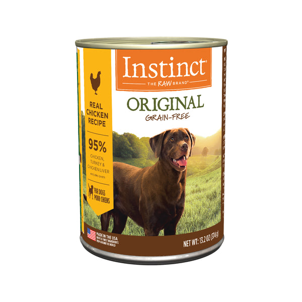 Original Grain Free Dog Canned - Chicken, 13.2oz