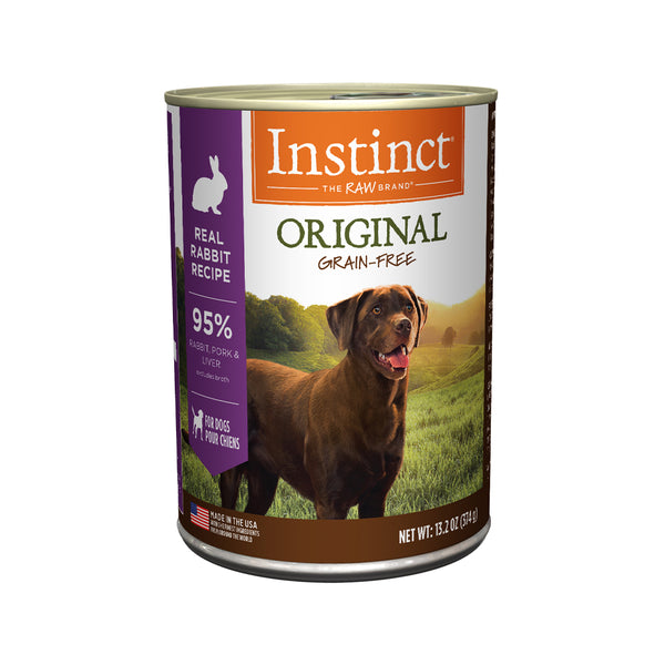 Original Grain Free Dog Canned - Rabbit, 13.2oz