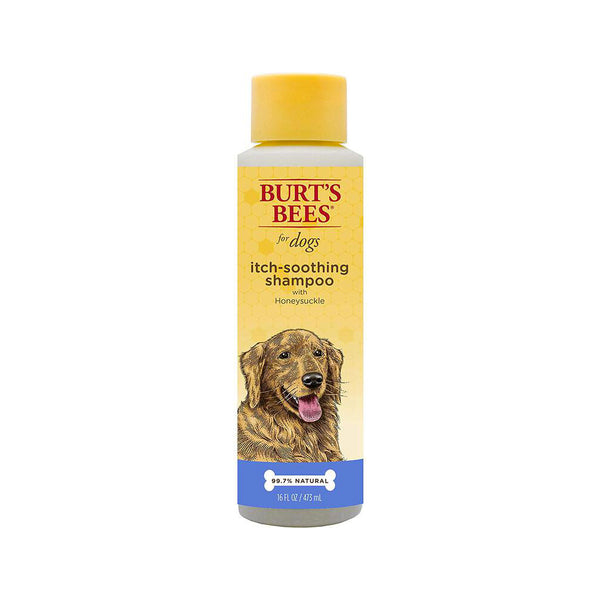 Itch Soothing Shampoo with Honeysuckle Size : 16oz