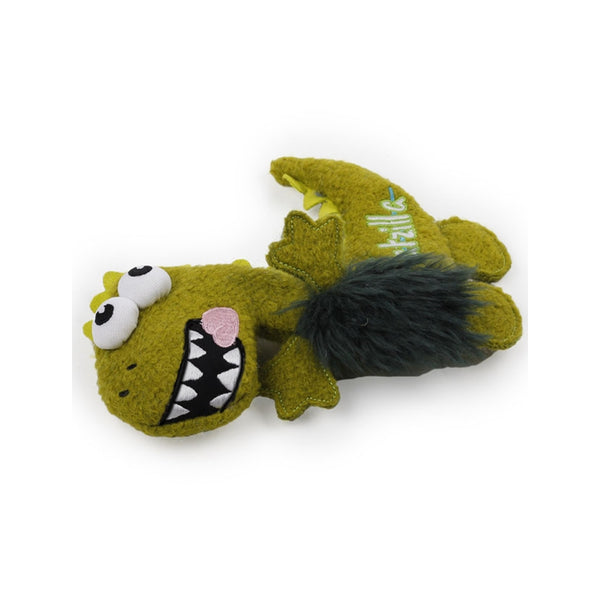 AFP Catzilla Jurassic Pal Cat Toy, Color Assorted