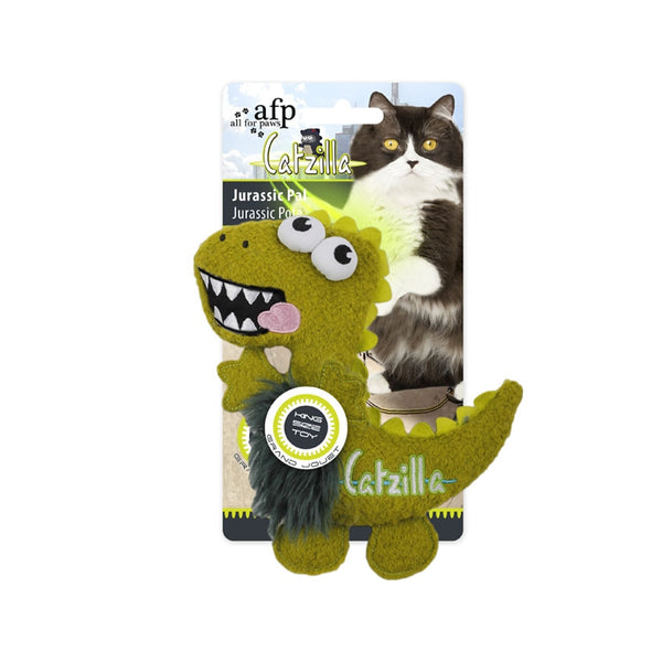 AFP Catzilla Jurassic Pal, Color Assorted
