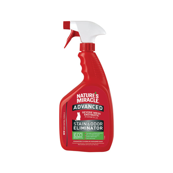 Just for Cats - Advanced Stain Odor Eliminator Size : 32oz
