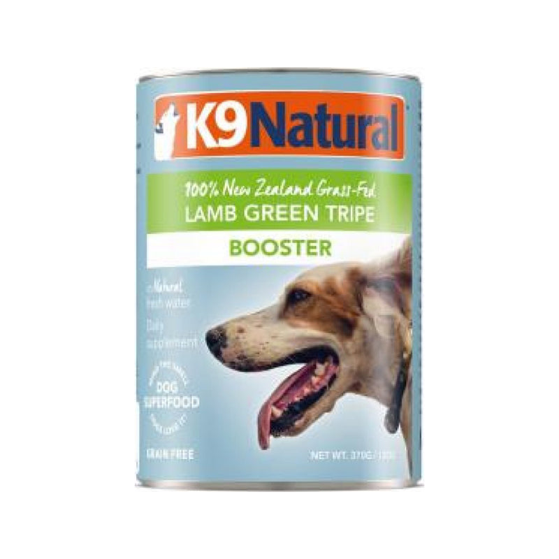 Booster Lamb Green Tripe Canned, 370g