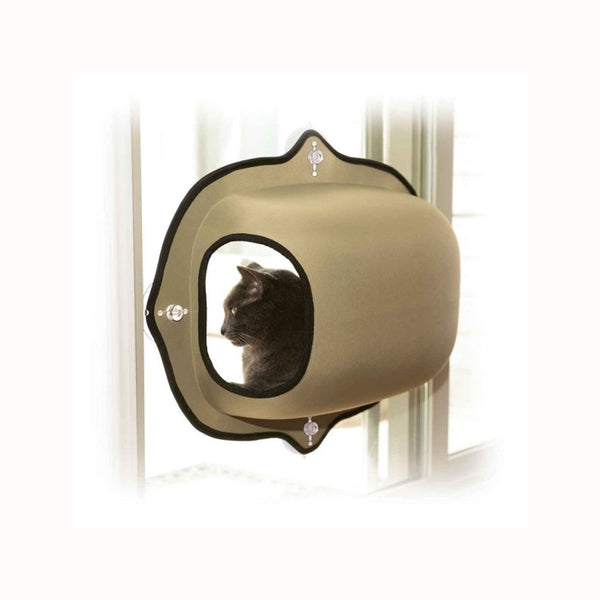 EZ Mount Window Pod, Tan