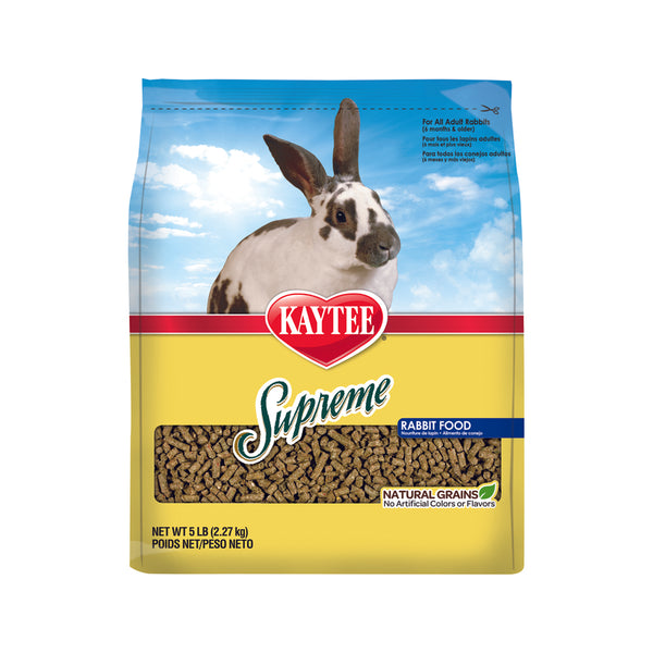 Supreme Rabbit Food, 5lb