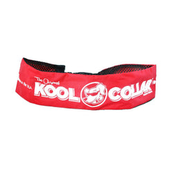 "Kool Collar Color : Red, Size : 17.5"" - 24"" Medium"