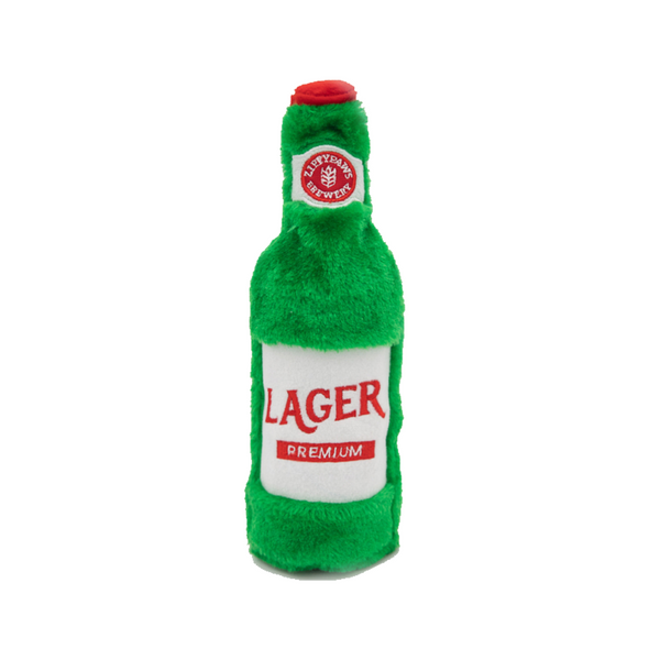 Happy Hour Crusherz - Lager Water Bottle Toys