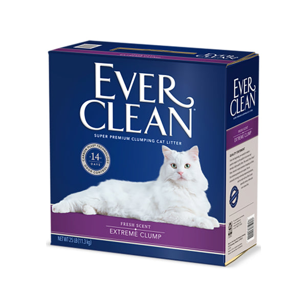 Lightly Scented Cat Litter Weight : 25lb