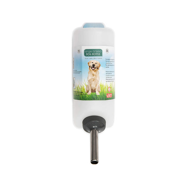 Dog Water Bottle, 32oz