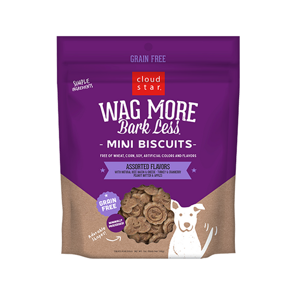 Mini Biscuits - Assorted Flavors, 7oz