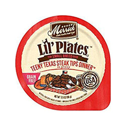 Bowl - Teeny Texas Steak Tips in Gravy, 3.5oz