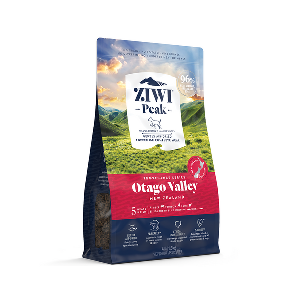 Canine Air-Dried Otago Valley Recipe,1.8kg