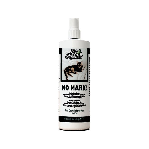 Feline Pet Organics No Mark!, 16oz
