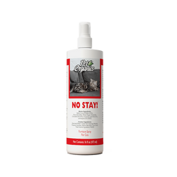 Feline Pet Organics No Stay Cat!, 16oz