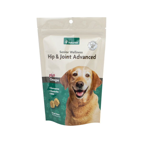 Senior Hip & Joint Soft Chews, 120ct