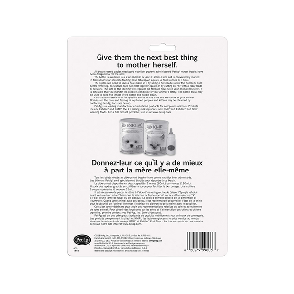 PetAg Nursing Kit Carded 2oz