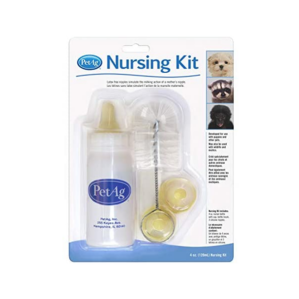 PetAg Nursing Kit Carded 4oz