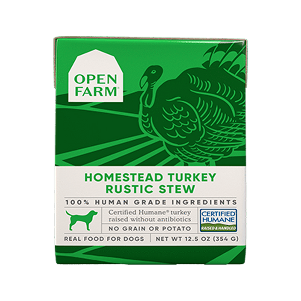 Homestead Turkey Rustic Stew, 12.5oz