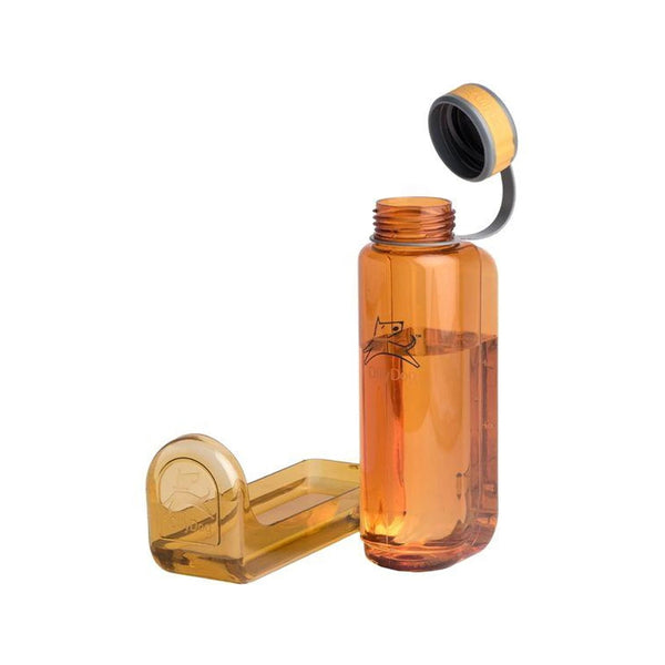 Olly Water Bottle, Flame, 1L