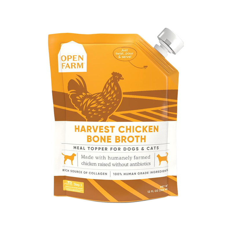 Harvest Chicken Bone Broth, 12oz