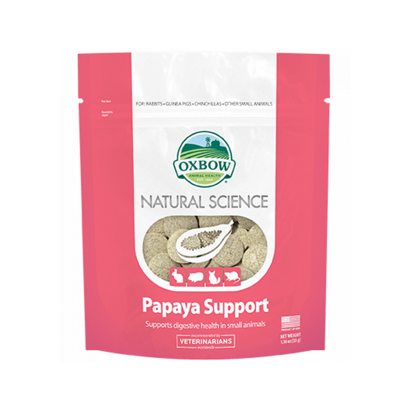 Natural Science Papaya Support Supplement 60ct