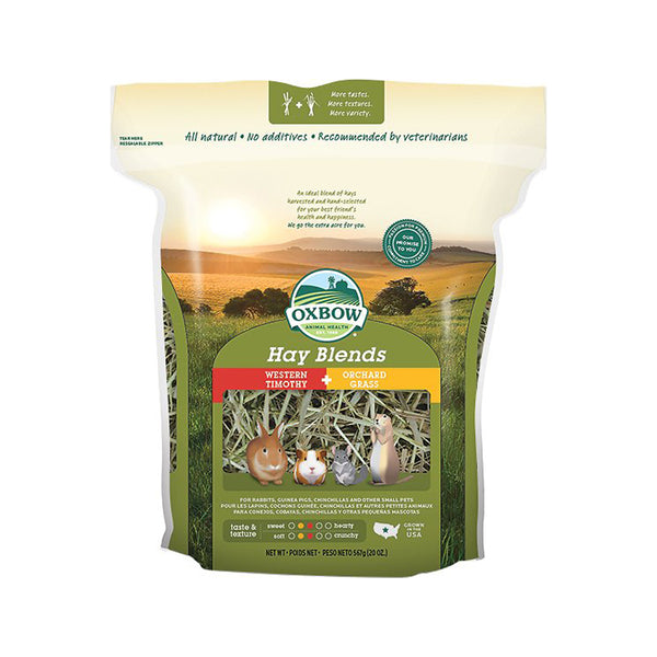 Hay Blends Timothy and Orchard 20oz