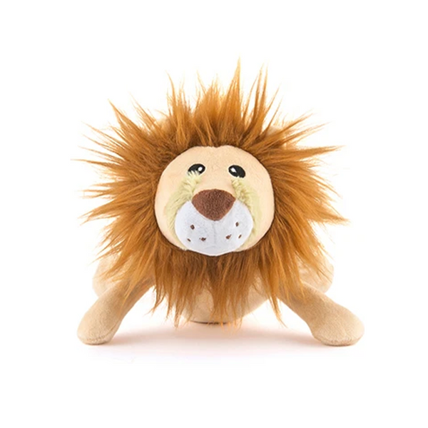 Safari Collection - Leonard the Lion Plush Toy
