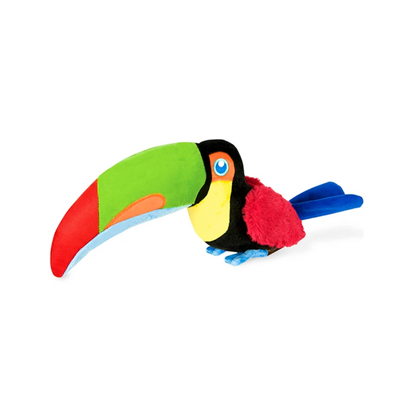 Fetching Flock Collection - Tito the Toucan Plush Toy