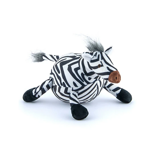Safari Collection - Zara the Zebra Plush Toy
