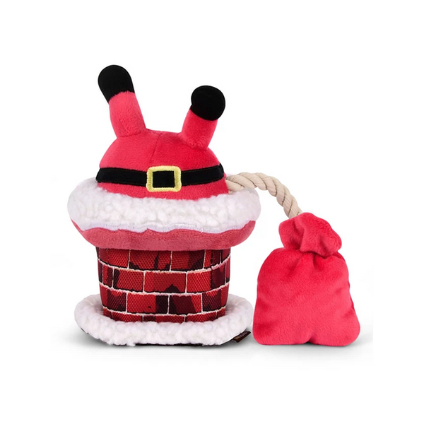 Clumsy Claus Plush Toy